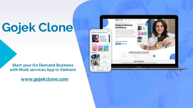 Start your Business with Gojek Clone in Vietnam