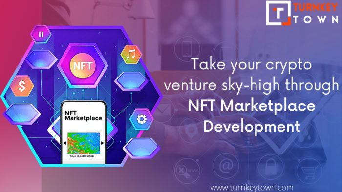Learn more about the golden business opportunity of NFT Marketplace development, popular platfor ...