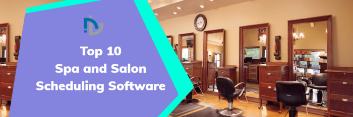 Top 10 Spa and Salon Scheduling Software That You Should Opt-in 2021 – Nectarbits
