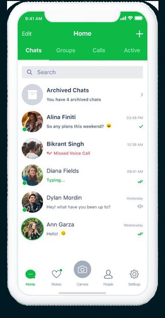 Whatsapp Clone   White-Label Whatsapp Clone Development  WhatsApp has become the new catchword i ...