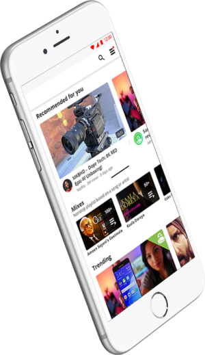 Create a video streaming app with Youtube Clone Script