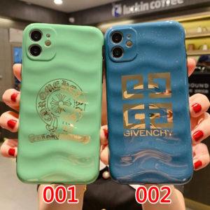 オフホワイトクロムハーツ iphone13 12 pro maxケースバレンシアガ  クロムハーツ アイフォン13 mini  ...