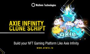 Axie Infinity Clone Script | NFT Gaming Platform Like Axie Infinity