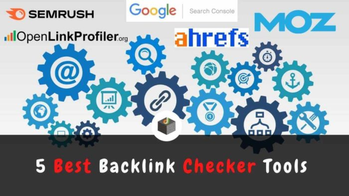 🚀 Get to know the 5 best #backlink checker tools in #SEO 2021 🔥   🔗 Here choose your best  #back ...