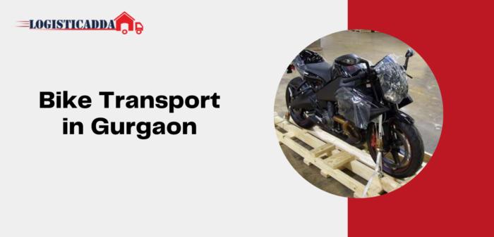 Bike Transport / Bike Shifting In Gurgaon   Bike Transportation By Train