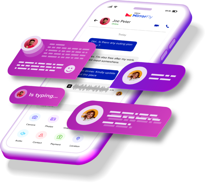 Build Online Chat App   Create a Chat Platform for Web & Mobile Apps(iOS & Android)