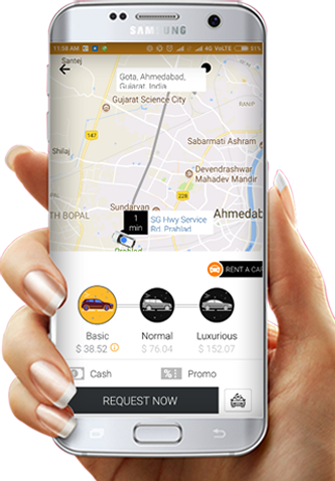 Uber Taxi Clone App – Shift Your Taxi Business To Reap The Benefits Of On-demand Business