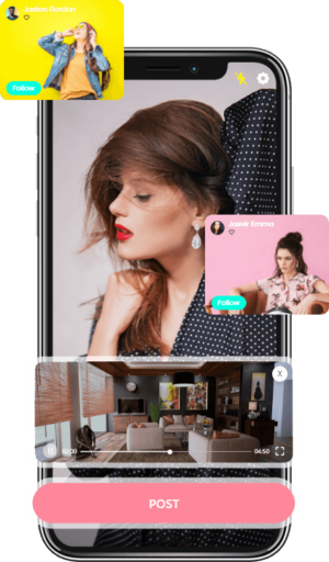 Build an on-demand short video sharing app and surpass your business.  Convert the obsession of  ...