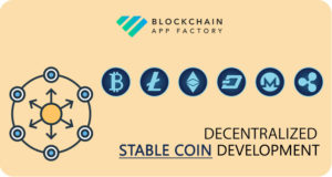 Stablecoin development serves as a better option for the digital currency investment among the E ...