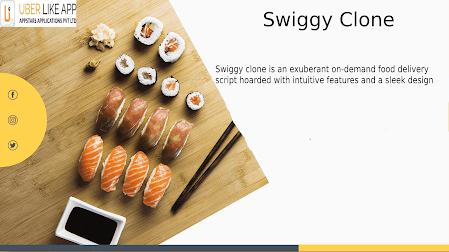 The on-demand delivery service business is a top-notch idea. However, you have seen Swiggy' ...