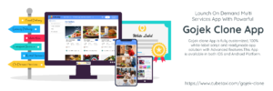 Gojek Clone App Development: challenges, purpose, and Benefits