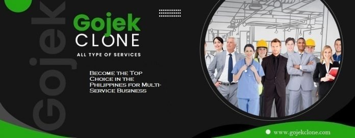 Become the Top Choice in the Philippines for Multi-Service Business Develop Multiservice App lik ...