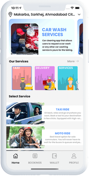 Gojek Clone – With New Features Offers 70+ Multiservices In One App
