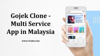 Gojek Clone – Multi-Service App in Malaysia