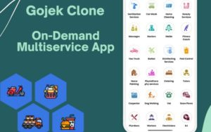 How Does Gojek Clone Script Work For On Demand Business?
