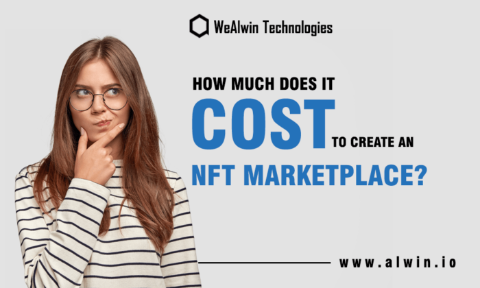 How Much Does It Cost to Create NFT Marketplace | NFT Marketplace Development Cost