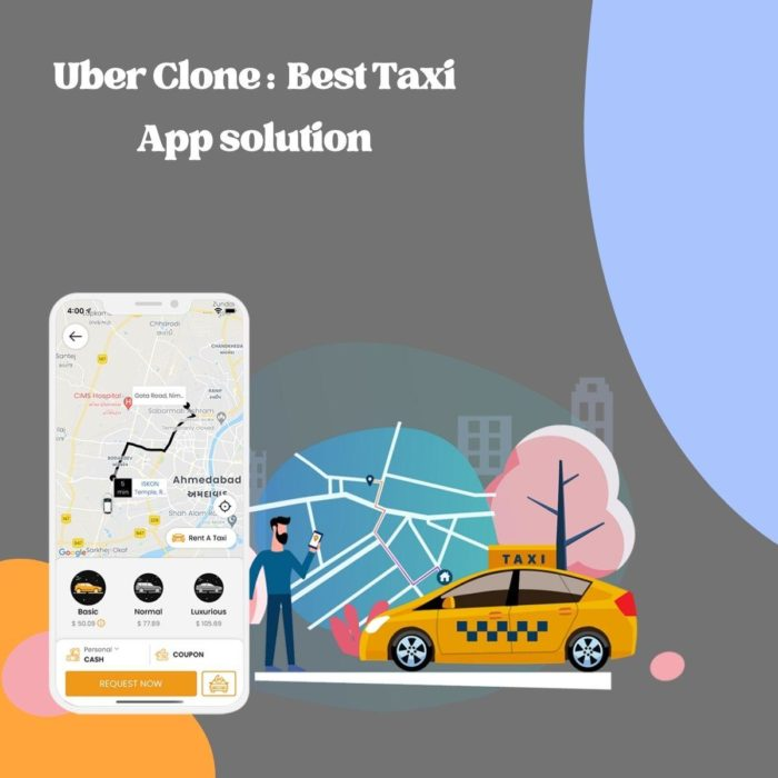 How Uber Clone is perfect for Transportation Business This is a blog post that enumerates the to ...