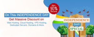 Independence Day Web Hosting Offers & Deals 2021
