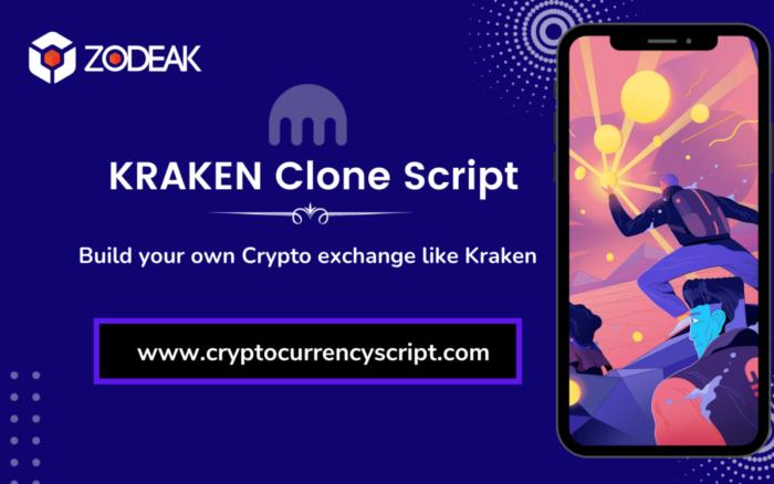 Kraken Clone Script | Start a Crypto Exchange like Kraken