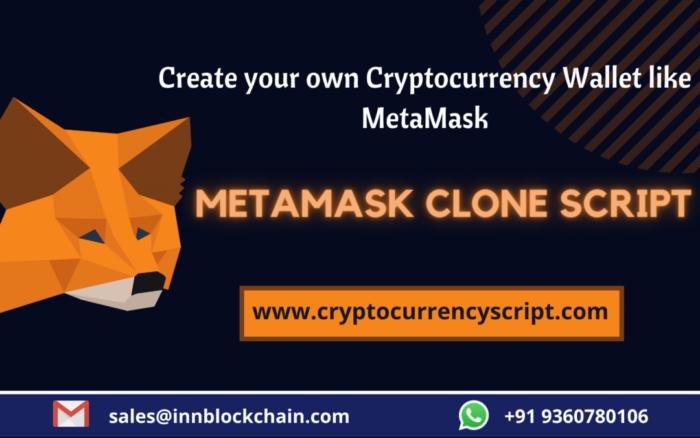 MetaMask Wallet Clone Script Create Crypto wallet like MetaMask