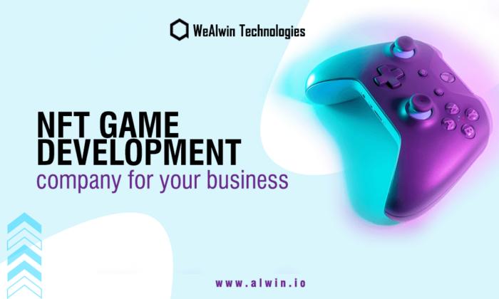 NFT Game Development Company   NFT Gaming Platform Development