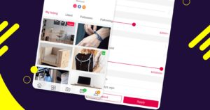 Readymade letgo clone solution with trending features