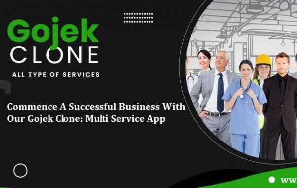 Commence A Successful Business With Our Gojek Clone: Multi Service App