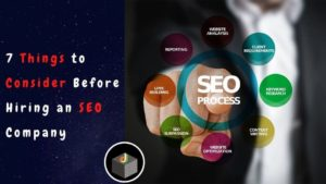 🔎 Explore seven of the most important things before hiring an #SEO company 🔥  Always choose an # ...