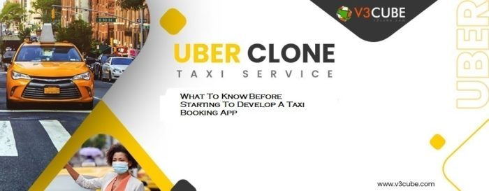 What To Know Before Starting To Develop A Taxi Booking App