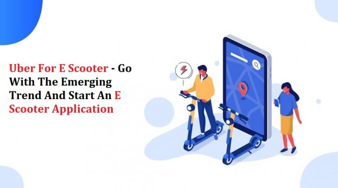 You can start your e-scooter business in a small region and check its potential before making it ...