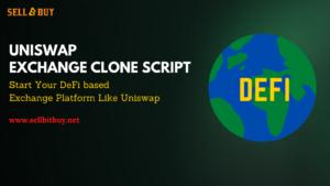 Uniswap Clone Script | Uniswap Clone Software