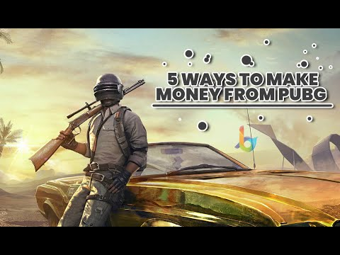 5 Ways to Make Money From PUBG 2021 @BR Softech – YouTube