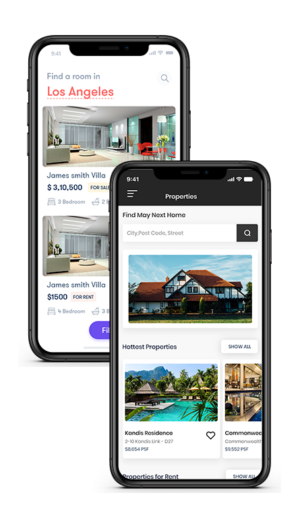 Develop a most desired Zillow Clone with advanced features and functionalities.  Build your robu ...