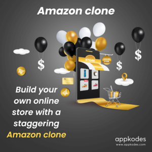 Amazon clone with mobile apps – Appkodes fantacy
