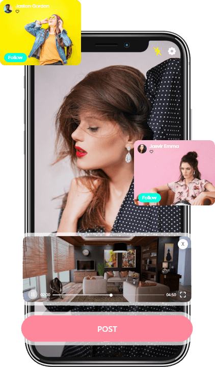 Provide Exclusive Premiere Short Video Sharing App Development   Everyone is always eager to get ...