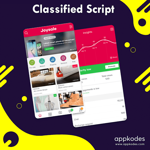 Classified business by utilizing our readymade classifieds script