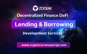 DeFi Lending/Borrowing Platform Development Services