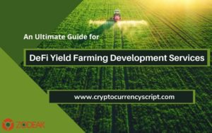 DeFi Yield Farming Development Services | DeFi Farming Platform