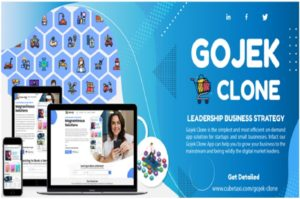 Develop Gojek Clone App With High Demand On-Demand Businesses For Quick Returns