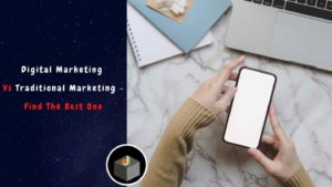 🚀 Digital Marketing vs Traditional Marketing – Which one is the best one?  Here also get to know ...