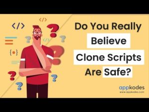 Do You Really Believe Clone Scripts ( Readymade clone scripts ) Are Safe? – YouTube