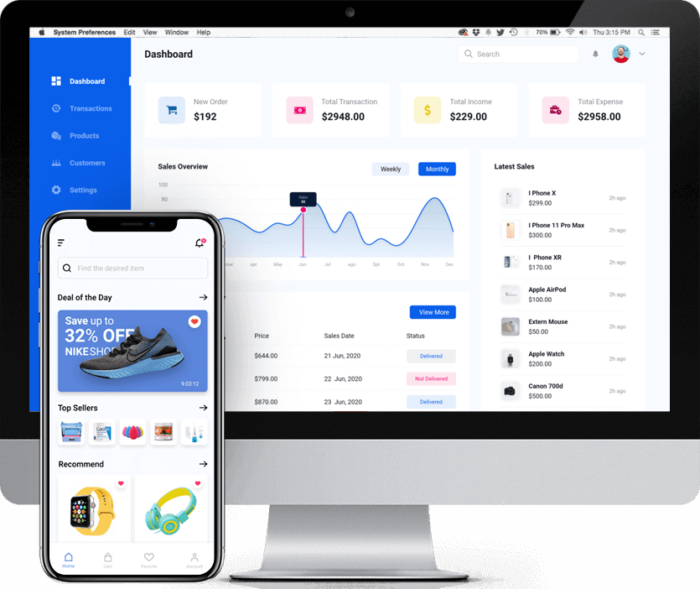 E-Commerce Clone App Development | Build A Multi-Vendor Marketplace Today!  Let it be a festival ...