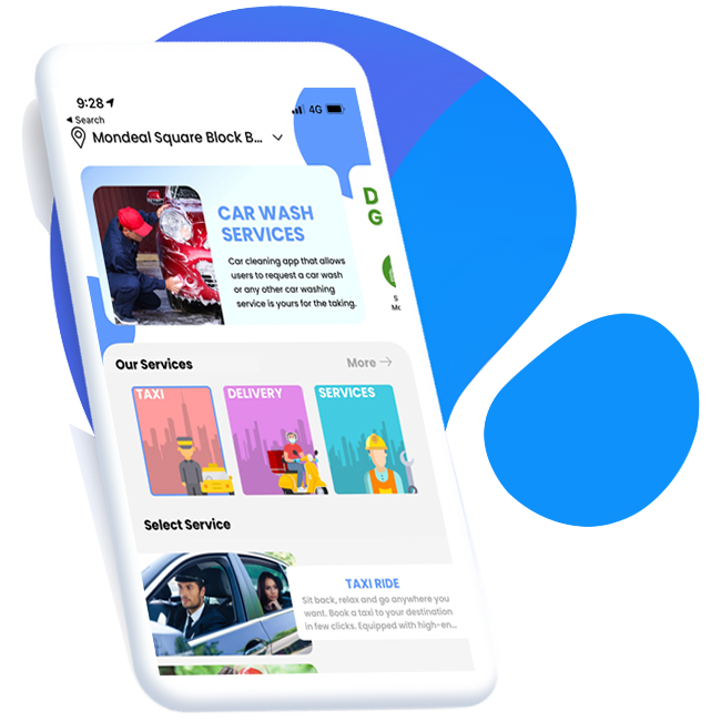 Gojek Clone Advanced-level New Features Will Make You First Billion in Cambodia