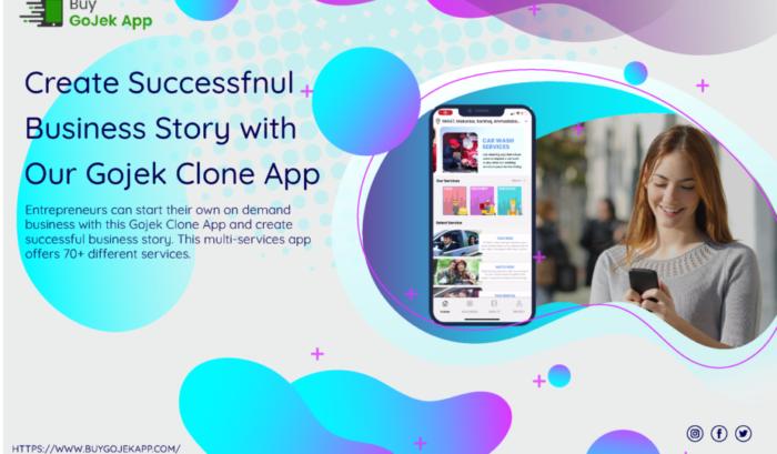 Gojek Clone: Brighten Your Business By Starting App Like Gojek In Indonesia