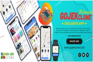 Gojek Clone – The Best Way To Initiate Your Multi Services Business