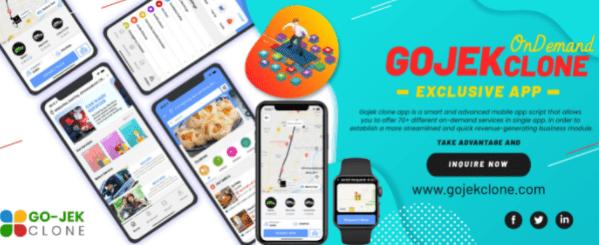 Gojek Clone –Super App Helps Entrepreneurs Start Their On-Demand Multi Services Business