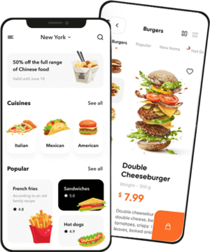 Launch Drooling Food Delivery App Like Grubhub With Our Ready-Made Solution   Be one among the t ...