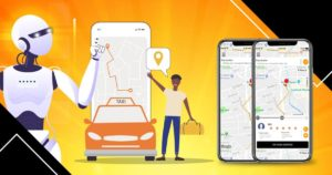 How AI-powered taxi booking apps revolutionize the ride-hailing industry?
