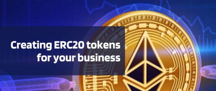 How to Create ERC20 Token