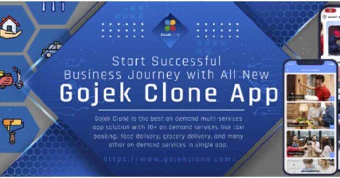 How To Design Your Gojek Clone App?